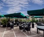 terrazza dell'Hotel Suites & Spa - Cortina d'Ampezzo - SorgenteGroup
